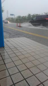 写真1(大雨)