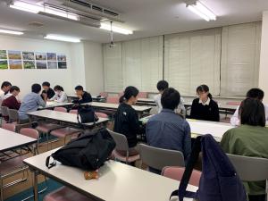 集団討論(下関校)