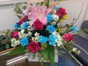 2021入学式お花